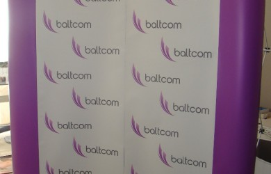 Baltcom Pop Up 2x3