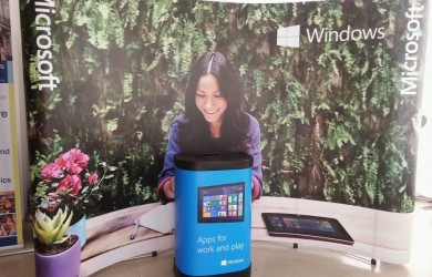 Microsoft Pop Up 4x3