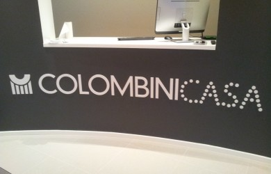 Colombini logo no PVH