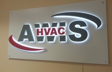 LED Logotips AWIS Hvac (9)