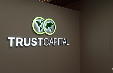 TrustCapital LED logo Ceros.Lv