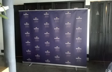 Press Wall Martel 2.5x2.5m