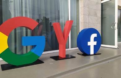 Google Ynadex Facebook Ceros.lv