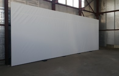 Press wall White 10x3.5m Tallinn Longo.LV Ceros.LV